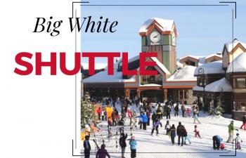 Big White Shuttle